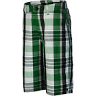 ~~NEW~~YOUTH BOYS QUIKSILVER NECTAR CASUAL WALKING SHORTS BLACK & GREEN