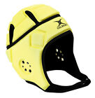 Gilbert Attack Fluoro Mens Rugby Headguard Sizes:(S - XL)