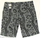 Kenneth Cole Reaction Shorts New Gravel Combo Gray Mens Choose Size