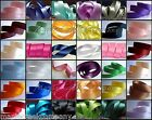 Double Face Satin Ribbon 1 1/2 inch x 5 yards 15 feet of ribbon 34 COLORS