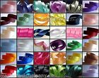 colour of lights - Double Face Satin Ribbon 1 1/2 inch x 5 yards (15 feet of ribbon) 34 COLORS