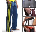 Mens Loose Jogging Sports Trousers Exercise YOGA pants Long Homewears Size S~XL