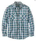 Woolrich Mens Lookout Flannel Shirt New