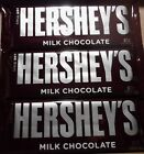 Hershey's~ MILK CHOCOLATE ~ Creamy Milk Chocolate ~ 1.55 oz  (43g) Bars