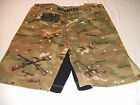 US ARMY INFANTRY COMBATANT MMA PT FIGHT STREET NEW CAMO BOARD SHORTS 5XL 5 XL 44
