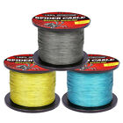 New PE Dyneema Spectra Braid Fishing Line 100M 300M 500M 1000M Blue10-100LB