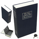 Dictionary Hollow Book Safe Diversion Secret Stash Booksafe Lock & Key Medium NA