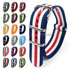 Nylon Watch Strap Band Military au Military Army Diver 20mm