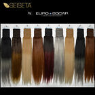 EURO SOCAP HAIR EXTENSION 1 MATASSA LISCIA NATURALE 100% REMY AAA ITALY