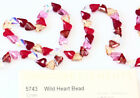 Genuine SWAROVSKI 5743 Wild Heart Crystal Beads 12mm * Many Colors