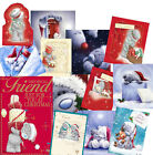 Me to You Tatty Teddy General Christmas Card Cards For Friend Friends