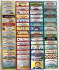 Children's Lot 60 Learn to Read Books Kindergarten First Grade Phonics Set NEW