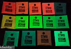 Ultra Glow In The Dark  Fluorescent UV pigment powder 20g - Use with Plasticdip