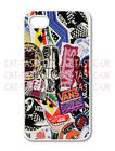 VANS IPHONE 4/4S/5/5s/5C/galaxy S2 S3 S4,HARD CASE,COVER  Stickerbomb Graffiti