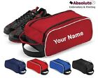 Personalised Rugby Boot Shoe Bag / Your Name / Team