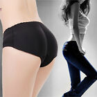 Women Ladies Padded Knickers Buttock Butt Bum Hip Shaper Enhancer Underpants