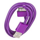 USB Charger Sync Data Cable for iPad2 3 iPhone 4 4S 3G 3GS iPod Nano Touch BR