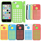 Slim Silicone Rubber Soft Back Case Cover Gel Skin Protector For Apple iphone 5C
