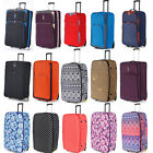 "5 Cities® Large 32"" Lightweight Expandable Trolley Luggage Suitcase 113Lcapacity"