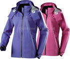 Gelert Quartz Womens Waterproof Windproof Walking Hiking Coat Jacket Raincoat