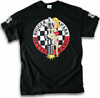 Bigger Spark Hot Plug Pin Up Girl Rod Biker Harley Route 66  Mens T Shirt Sm 3XL