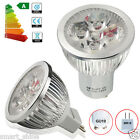 4/10/12 x GU10 / MR16 6W LED Bulbs Spotlight High Power Warm/ Day White Light UK