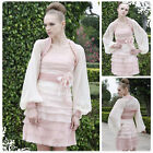 NEW A-Line Short Pink Bridesmaids Dresses/Wedding Dresses