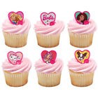 hungry girl cake recipes - Barbie Fashion Girl CupCake Cake Topper 12 18 24 Favors Decoration Birthday Pink