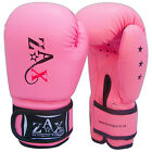 Junior Boxing Gloves / Children Boxing PunchBag Gloves Girls / Ladies 4,6,8,10OZ