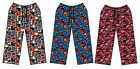 Mens Boys Official Disney Muppets Animal Pyjama Lounge Bottoms Pants S M L XL