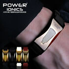 Power Ionics 3000ions/cc Titanium Germanium F.I.R Carbon Fiber Bio Golf Bracelet
