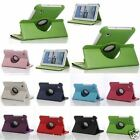 360° ROTATING LEATHER CARRY COVER CASE STAND flip Samsung GALAXY Tab 2 P3100 TAB