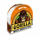 Gorilla - White Tape Roll - Gorilla tough - Grips Smooth Rough Uneven Surfaces