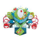POP UP CARDS ALL OCCASIONS LUXURY 3D GIFT CARD CENTER PIECE CHRISTMAS CARDS