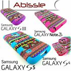 Tough Aztec Tribal Case Cover for Samsung Galaxy S3, S4, S5 S6 and Galaxy Note 3