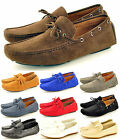 New Mens Casual Loafers Moccasins Slip on Shoes with lace detail UK Size 5-11