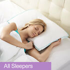 BioSense 2 Classic Pillow for All Sleepers, from Brookstone