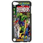 Marvel Superhero Comic Book Phone Case Cover for Apple iPod Touch 4th & 5th Gen