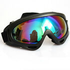 Motorcycle Goggle Ski Snowmobile Eyewear Snow Sports Cycling Bicycle Glasses New