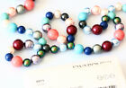 Genuine SWAROVSKI 5811 Round Crystal Pearls Large Beads * Many Colors