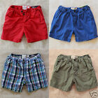 Abercrombie Mens Campus Fit Shorts Shortest Length Vintage Beach Short Hollister