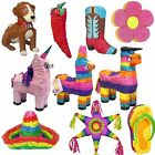 Assorted Pinata's - Party Game - Choose your Pinata 47 Themes Available