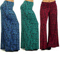 New PALAZZO PANTS SQUARE Wide Leg CLUBBING PLUS SIZE XL/1X/2X/3X 14/16/18/20