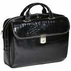 McKlein Siamod Settembre Leather Medium Ladies Laptop Briefcase from Brookstone