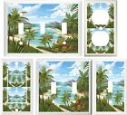 Tropical Palm Trees Beach Lagoon Paradise Home Decor Switch Or Outlet Cover V256