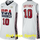 KOBE BRYANT Dream Team USA Nike Lakers THROWBACK Authentic OLYMPICS Jersey L-XL