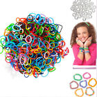 Fancy Loom Bands Girl's Craftwork 600 Refill 24 S-Clips Multi Colour Bracelets
