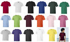 Hanes NEW Youth Beefy-T 100% Cotton Short Sleeve T-Shirt TEE BOYS GIRLS 5380