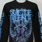 Suicide Silence Long Sleeve T-Shirt 100% Cotton New Size S M L XL 2XL 3XL