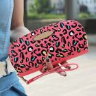 2014 Fashion Blend Clutch Checkbook Change Coin Bag Women Purse Handbag Wallet